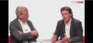 Jean-Marie Luttringer interviewe Benoît Serre au cours de la semaine 3 du mooc sur les enjeux du dialogue social sur la formation continue des salariés.