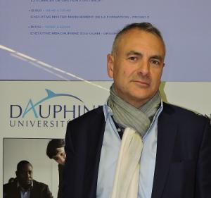 Gérard Taponat directeur du master NRS