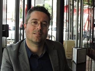 Éric Ferrères. Le cheminot devenu expert en relations sociales