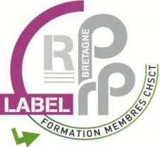 Label CRPRP garantie supérieure à l'agrément formation membres CHSCT Direccte Bretagne