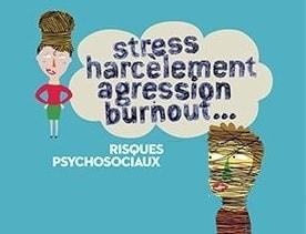 RPS et Stress au travail. Identifier les sources et prévenir avec la formation