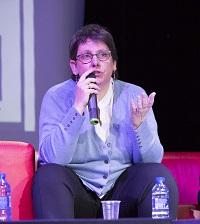 Agnès Le Bot ex secrétaire confédérale CGT