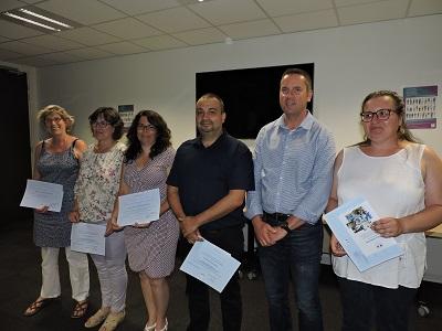 Neuf premiers mandatés certifiés en Pays de la Loire