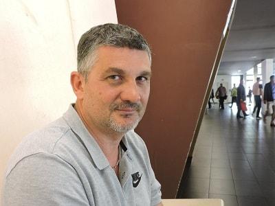 Cyril Duval, représentant et délégué syndical Scania
