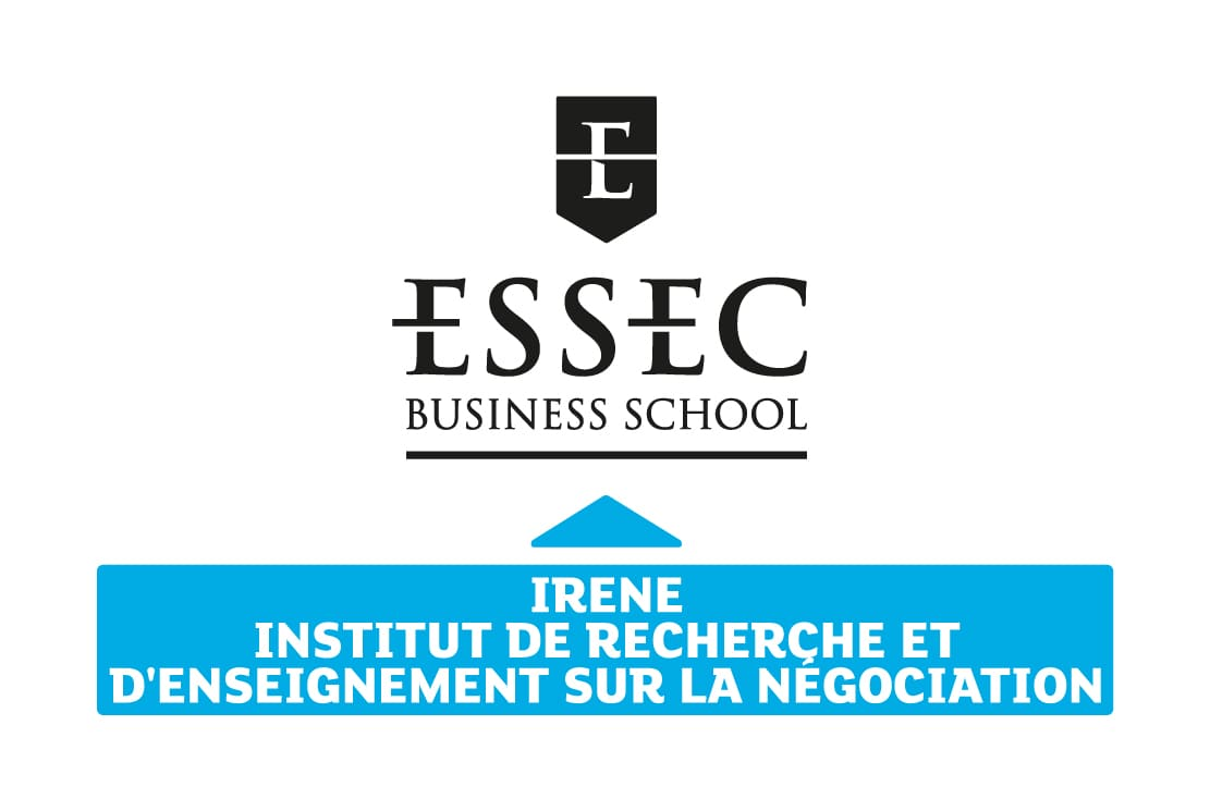 IRENE-ESSEC formation négociation sociale