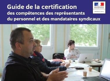 Le Guide de la certification des mandatés est disponible