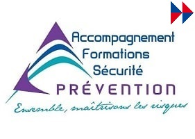 Logo AFS Prevention_qualiopi