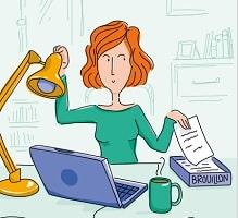 Être éco-responsable au bureau: les conseils de l'Ademe